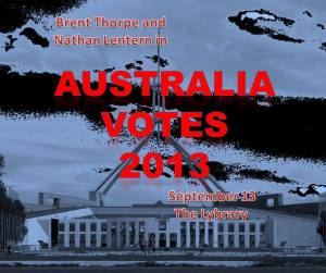 Aus votes 2013