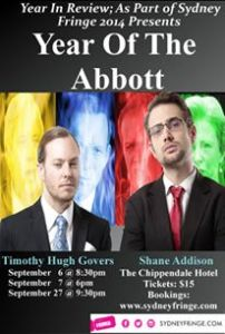 Year of the abbott
